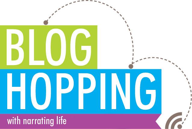 Blog Hopping Logo