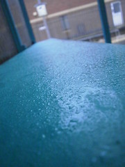 The rain blue this far into the shelter (DavidCooperOrton) Tags: 365the2017edition 3652017 day52365 21feb17
