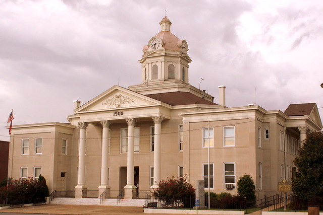 Chattoga County Courthouse - Summerville, GA