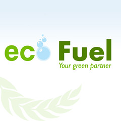 eco Fuel logo (Crations du Net - On duty) Tags: logo earth oil environment concept 2009 globalwarming logotype greenenergy greenhouseeffect creationsdunet