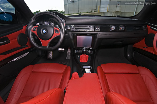 Bmw Red Interior Red Interior on Bmw 335i