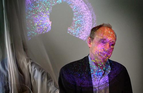 Tim Berners Lee by Christian Payne