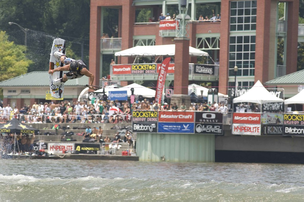 Mastercraft Pro Wakeboard Tour 2009 in Knoxville, TN