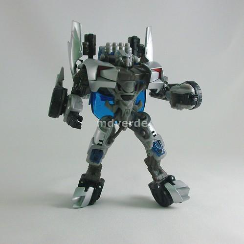 Transformers Sideswipe RotF Deluxe - modo robot