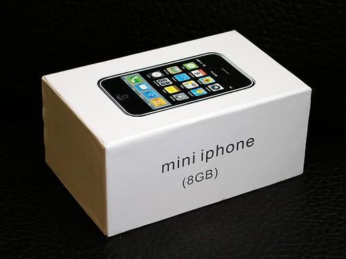 [如此這般山寨機...] Mini iPhone 8G 版 山寨機