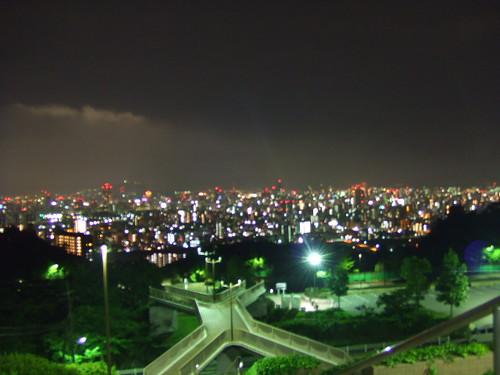 広島 竜王公園 夜景4
