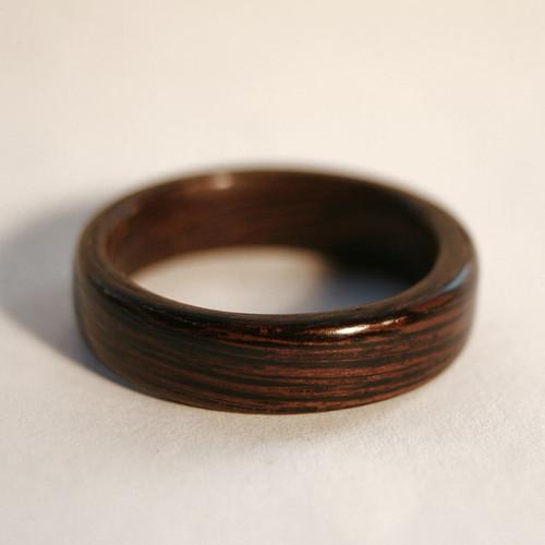 Wenge Ring