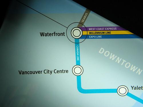 Canada Line Preview Tour