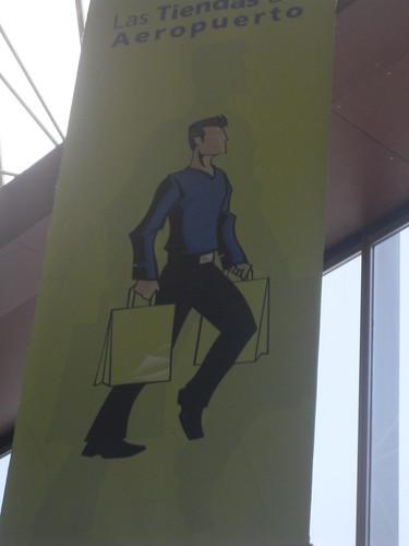 En las tiendas del Aeropuerto I