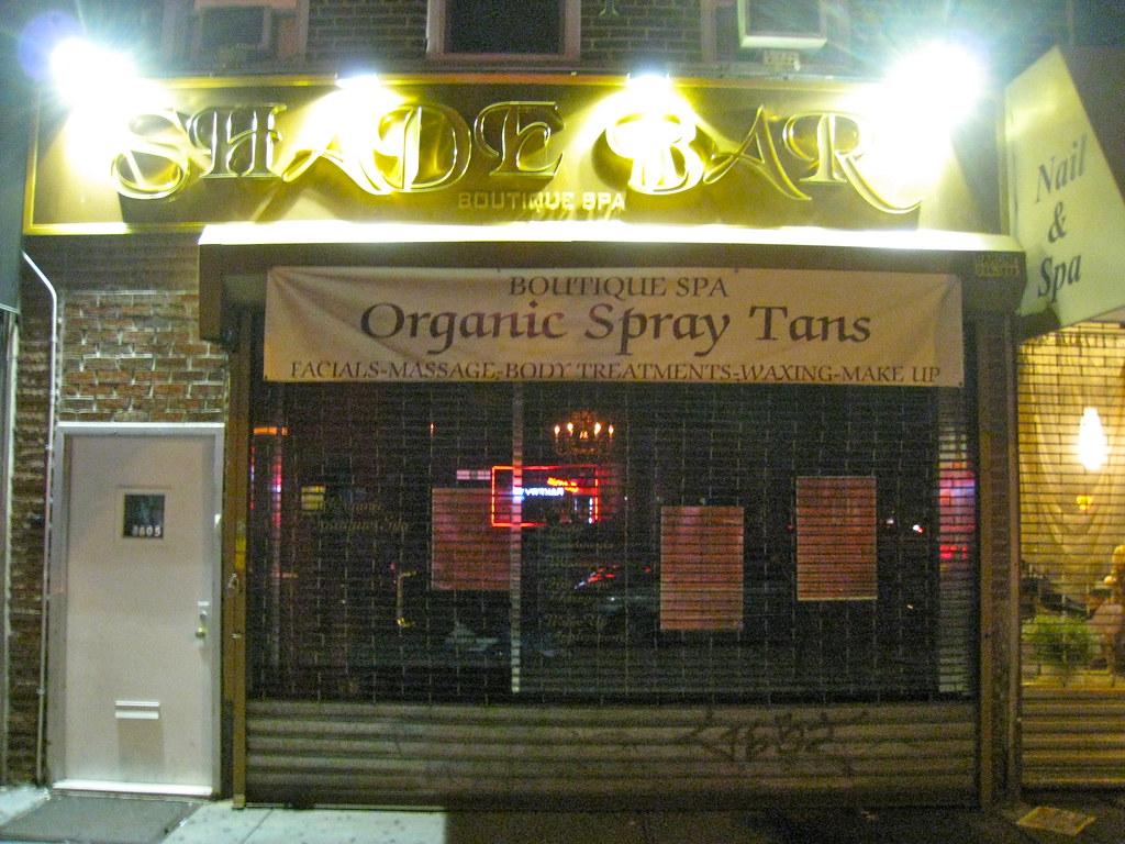 Organic Spray Tans
