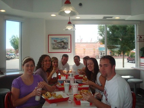 In-n-Out Group Photo