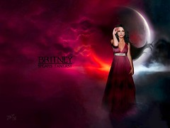 brit FANTASY (BETHGON blends) Tags: princess spears pop princesa britney blend bethgon