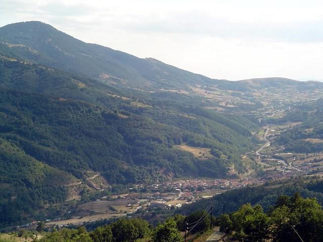 Κεντρική Μακεδονία - Πιερία - Δήμος Πέτρας Αγιος Δημήτριος Πιερίας