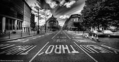 Thro' (Lee Carus) Tags: street bw liverpool mono sigma victoria alpha 2009 hdr 1224 a900