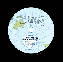 The Chills - I'll Only See You Alone Again - Flying  Nun UK Label by Chillblue