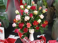 Vase of mixed miniature varieties