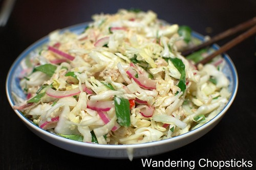 Goi Ga Bap Cai (Vietnamese Chicken Cabbage Salad) 4
