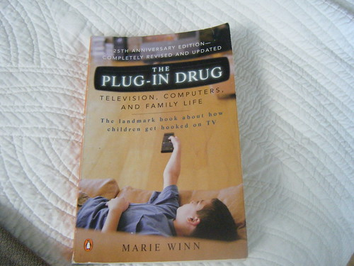 plug in drug Get this from a library the plug-in drug [marie winn] -- examines the effects of television on children and on family life and suggests methods by which parents can successfully control.