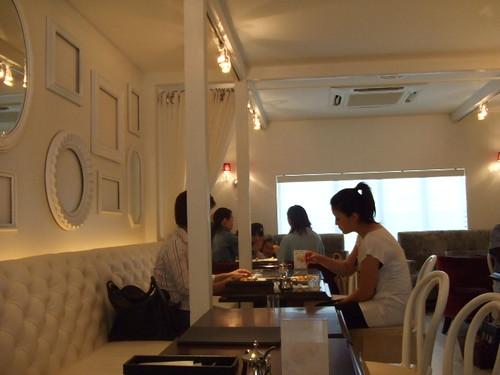 メランジュドシュハリ 広島 カフェ 画像9