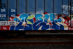 Cozy (All Seeing) Tags: graffiti cozy mink six jeloe allseeing drgw goldenwestservice sixr oulaws