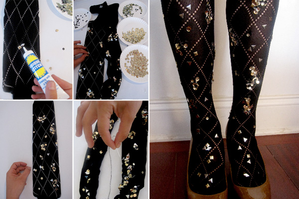 tights-sequin