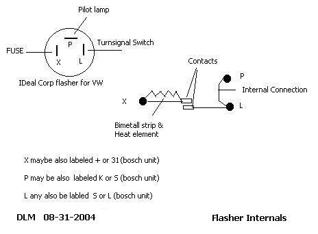 2 Prong Flasher Wiring Diagram Data SET