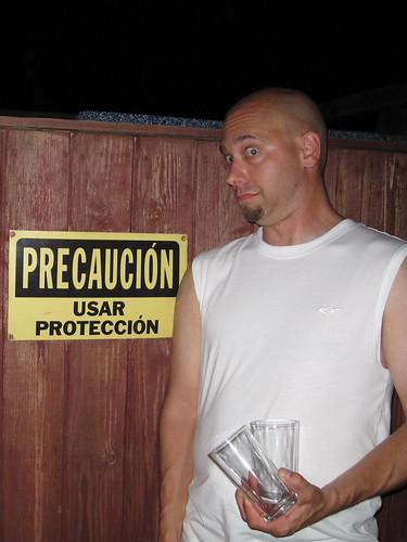 Usar Protección