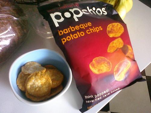 Dear pop chips