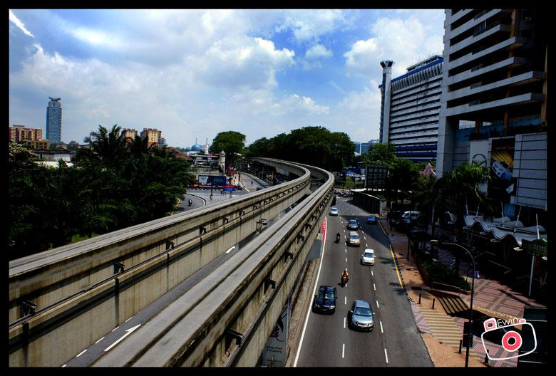 KL-Monorail-IMBI-KL Town