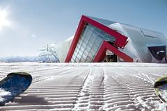 3S Gondola Station (kitzmitz) Tags: kitzbuhel tirol alpen 3s tyrol kitz gondel kitzbhel gondelbahn kitzbuehel gondelstation