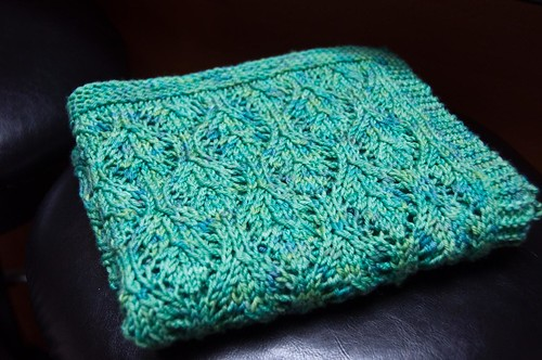 Chalice Blanket - FINISHED