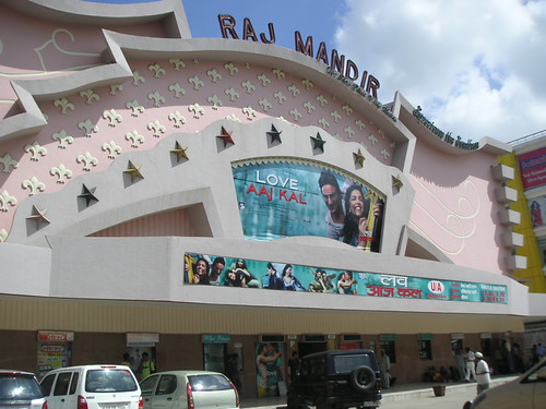 Raj Mandir Movie Theater