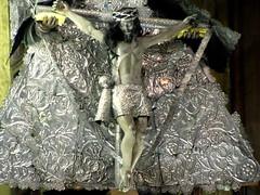 Imagen de Cristo Crucificado en el retablo de la Santsima Trinidad de la Catedral de Quetzaltenango, Guatemala. (RobertoUrrea) Tags: guatemala religion catedral iglesia fe templo xela quetzaltenango catolicismo fervor devocion iglesiacatolica robertourrea