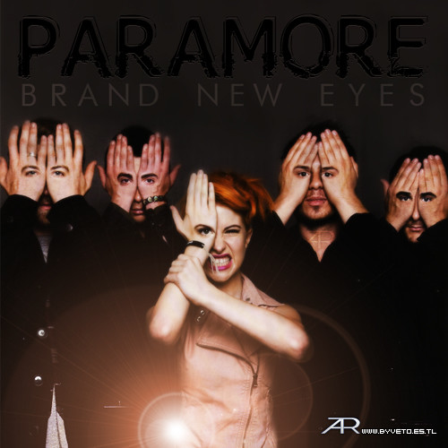 brand new eyes paramore. paramore - rand new eyes
