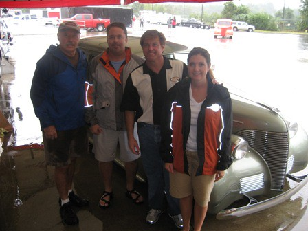Chip Foose Braselton Bash at YearOne