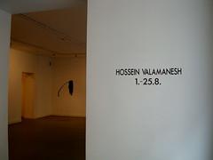 Hossein Valamanesh @ Ama Gallery ホセイン・ヴァラマネシュ