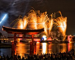 EPCOT - Illuminations - Happy 10th B-day (Matt Pasant) Tags: epcot florida fireworks illuminations mickey waltdisneyworld waltdisney worldshowcase disneytransportation reedycreek futu