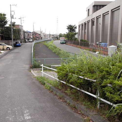 artificial ditch at Higashi Kanamachi 02