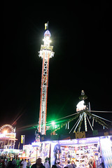 Freefall Tower