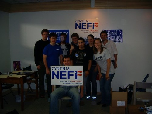 JMU Neff Invasion