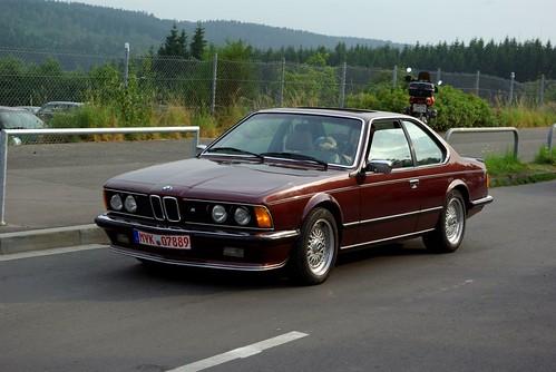 bmw e24. BMW 635 CSI / E24