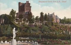 Perth, Drummond Castle, Crieff