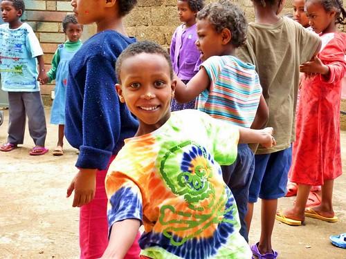 Alizar, Mercy Home, Ethiopia