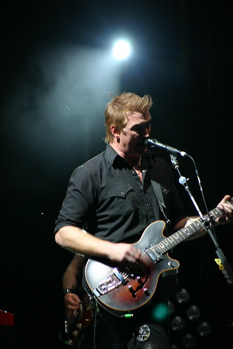 The Crooked Vultures by you.