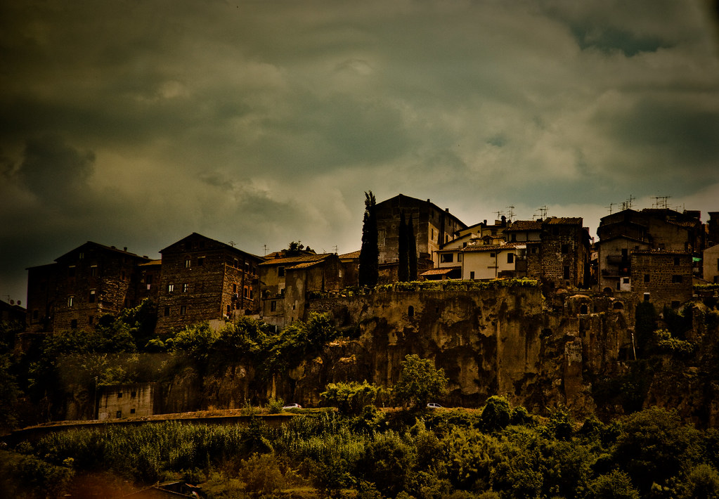Outskirts of Rome