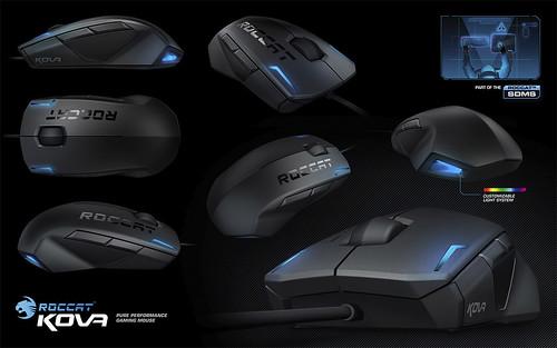Roccat Kova Gaming Pelytė