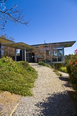 the path to hayview (ghee) Tags: house building glass architecture modern canon contemporary australia bluemountains nsw 5d leura ghee glassbox hayview