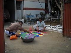 Rangoli by my parents Diwali celebration with family : Sarni, Madhya Pradesh, India (dushyant_fst) Tags: india lakshmi deep firework festivaloflight monika ganesh cracker diwali hinduism crackers deepawali rangoli ganeshji 429 superd sarni goddessofwealth lakshmiji subhdiwali dushyantgadewal shobharamgadewal manjulatagadewal