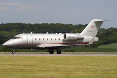 OE-INX - 5629 - Vistajet - Canadair CL-600-2B16 Challenger 604 - Luton - 090520 - Steven Gray - IMG_2764