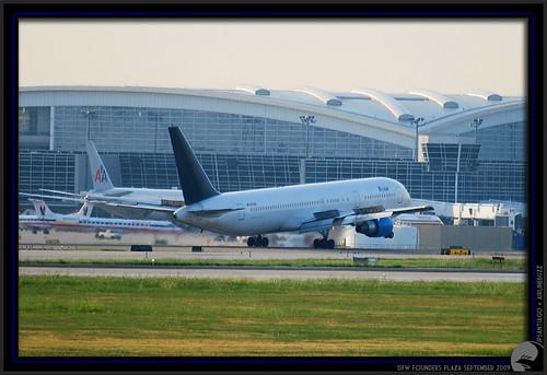 Homecoming- Ryan Air 767-300ER